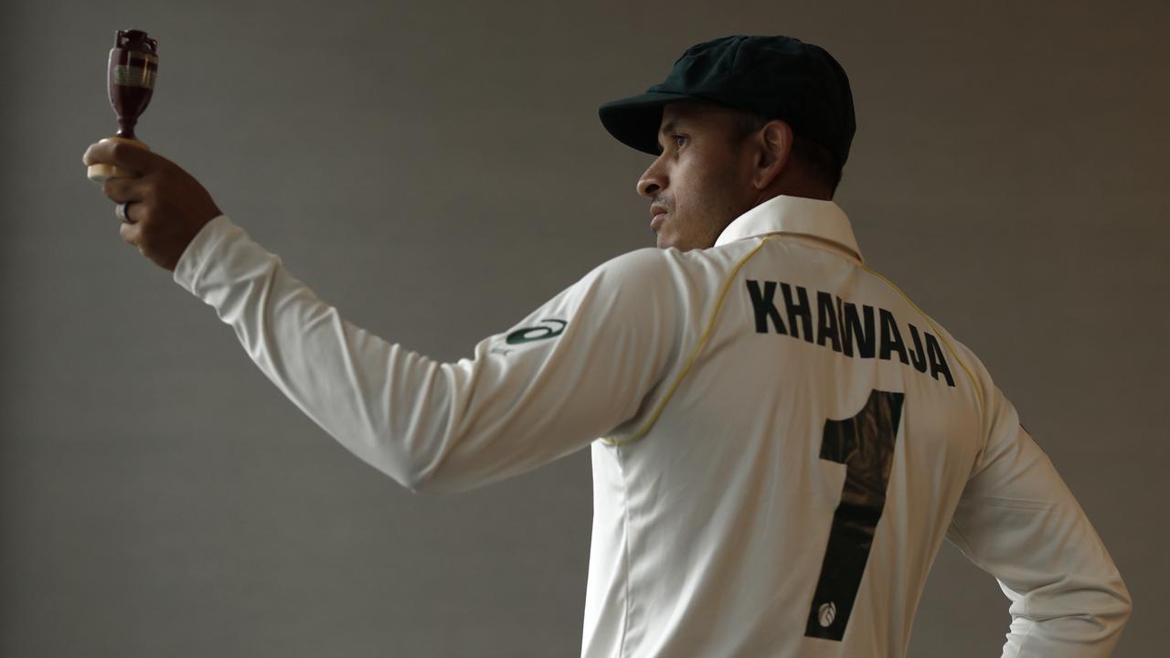 No 1: Usman Khawaja in his shirt