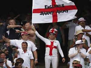 Barmy Army relishing tucking into tainted trio