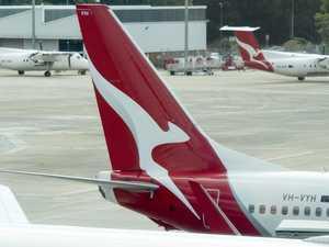 Qantas' FY profit falls 17% on fuel, forex
