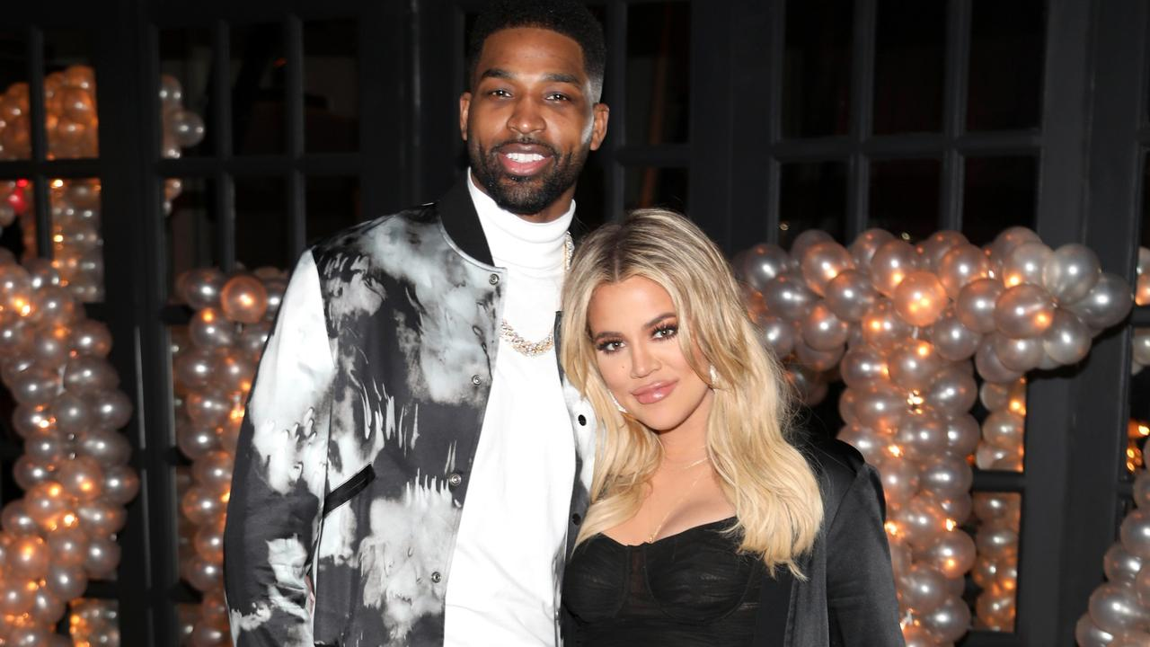Tristan Thompson and Khloe Kardashian broke up earlier this year. Picture: Jerritt Clark/Getty Images