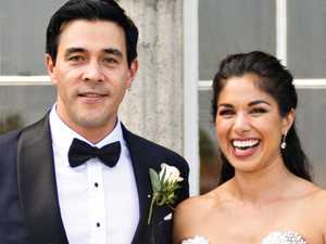 Inside Home and Away couple's fairytale wedding