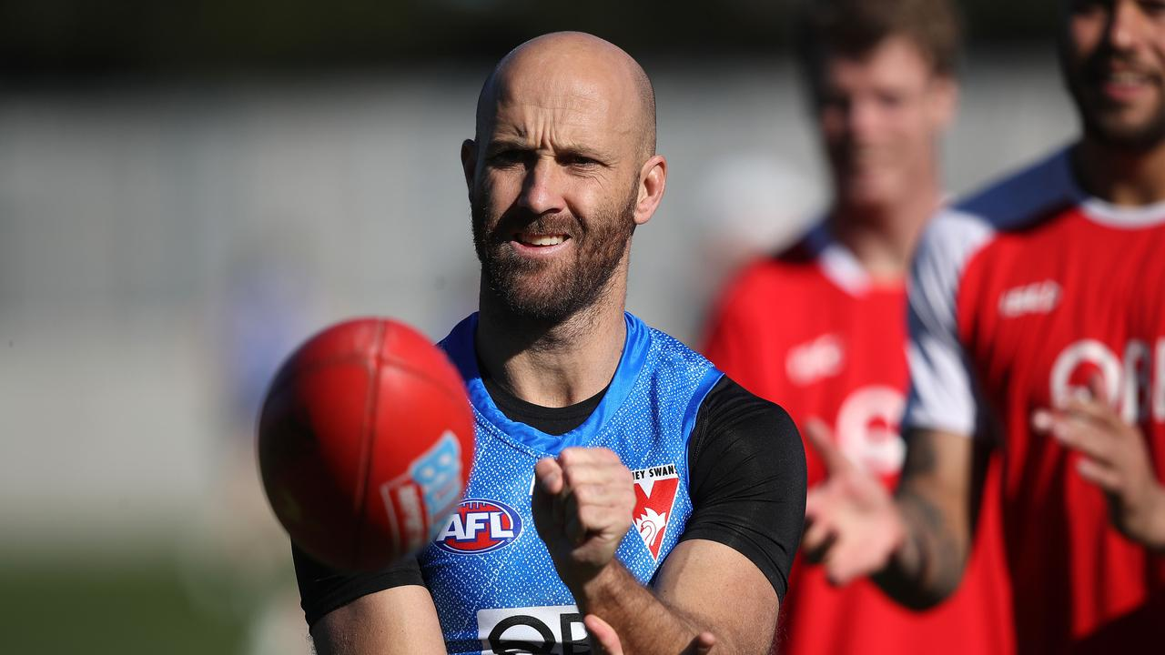 Jarrad McVeigh has announced his retirement. Picture. Phil Hillyard