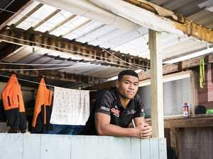 Pain, tragedy of an unmarked grave that drives NRL star