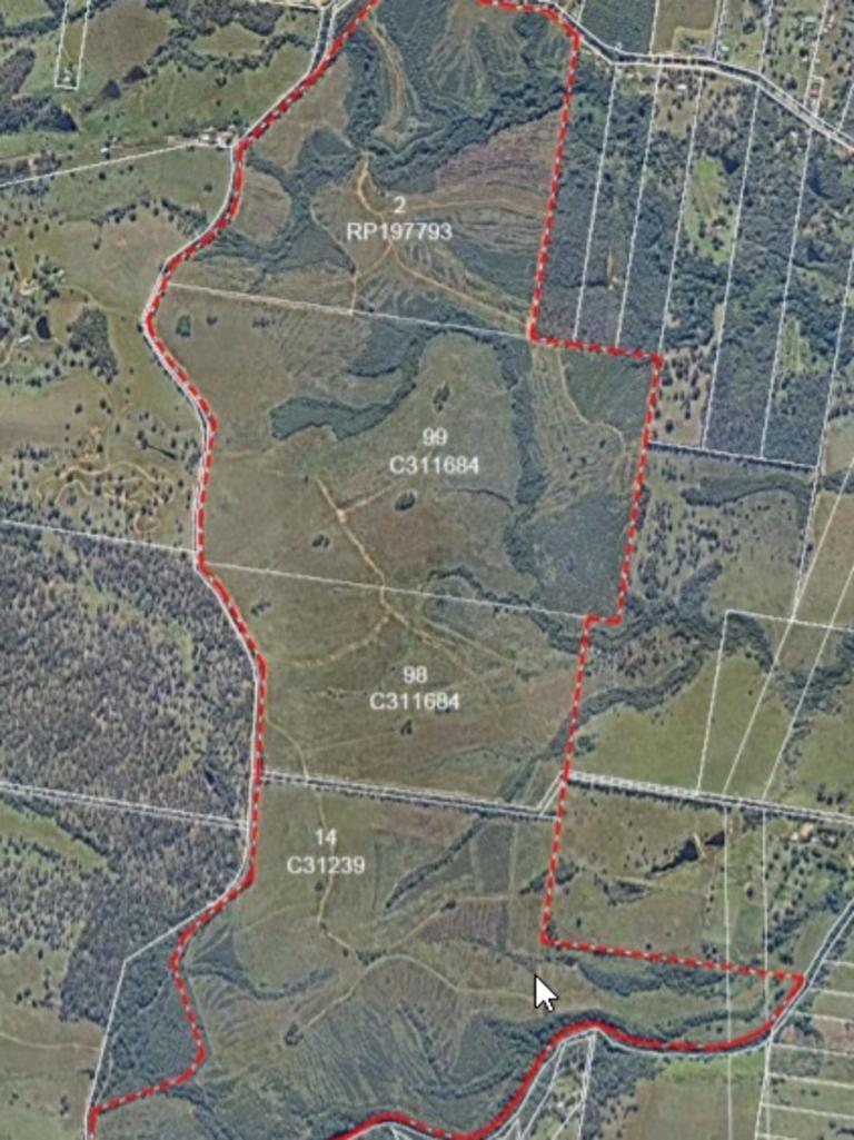 AVJ SPV No. 24 has lodged plans for a new 8700-plus-home master planned community in Caboolture West.