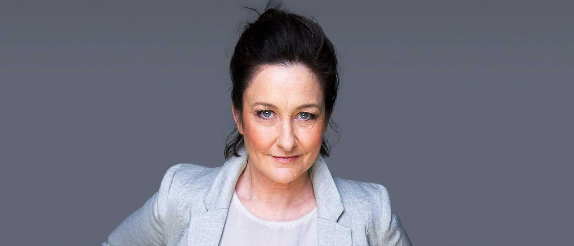 Supplied Editorial Comedian Fiona O'Loughlin