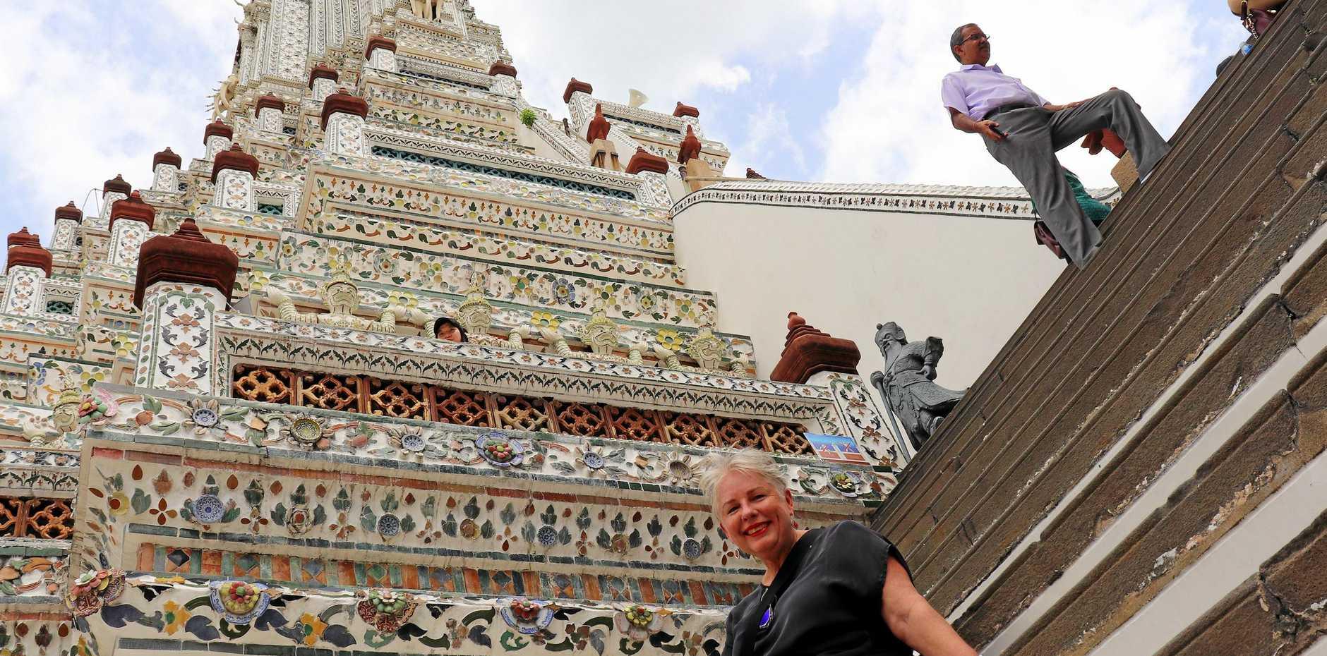 Temple of Dawn (Wat Arun).