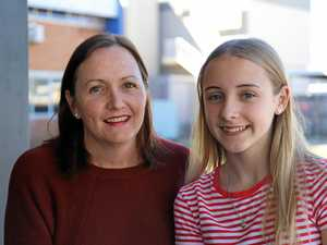 Wonder drug: Mackay girl beats the odds to run for a cure