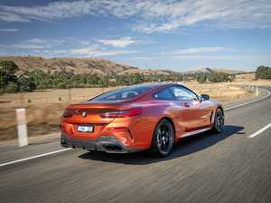 New BMW coupe combines power, luxury and excitement