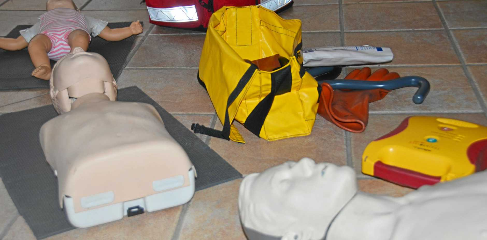 Kingaroy Home Aids and First Aid Training offers a range of health and safety training for tradesmen.
