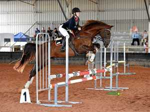 RGS jockeys impress in Queensland equestrian team