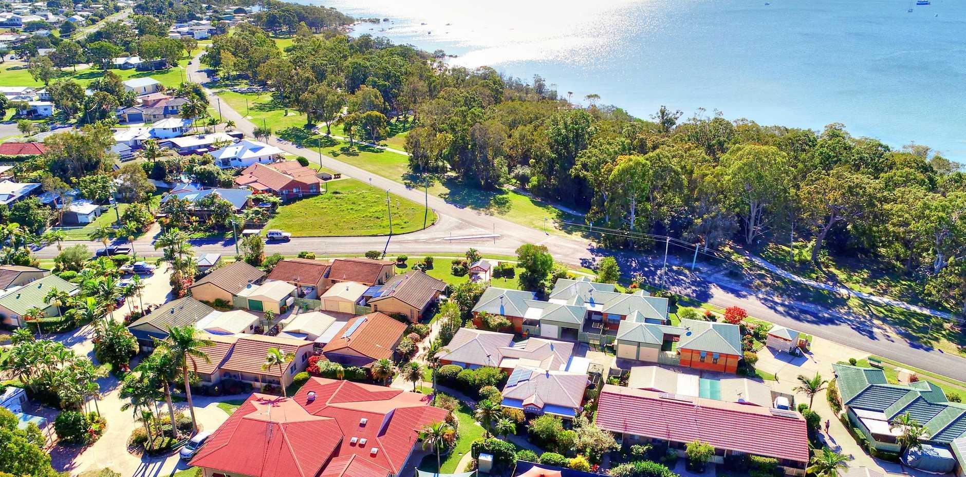 Ian Pye Real Estate Cooloola Waters Resort Tin Can Bay
