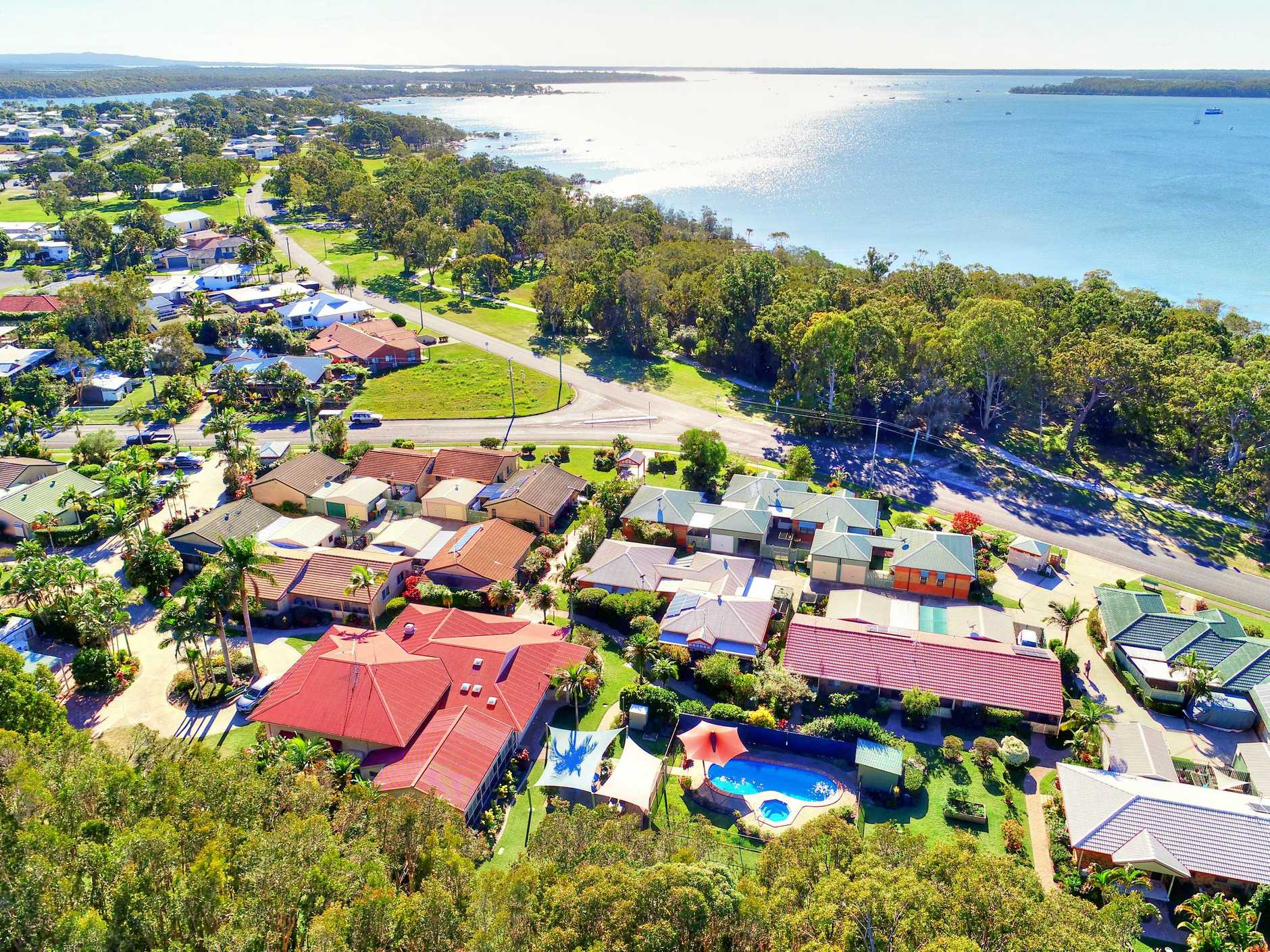 Ian Pye Real Estate Cooloola Waters Resort Tin Can Bay