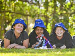 GALLERY: Camp stirs girls' interest in STEM