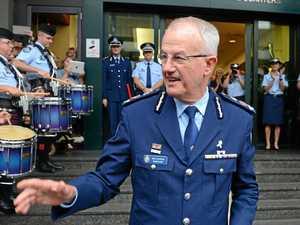 Ex-Noosa detective, QPS Commissioner, recalls sex ring raids