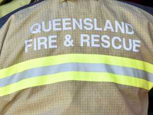Firefighters contain grassfire in Upper Flagstone