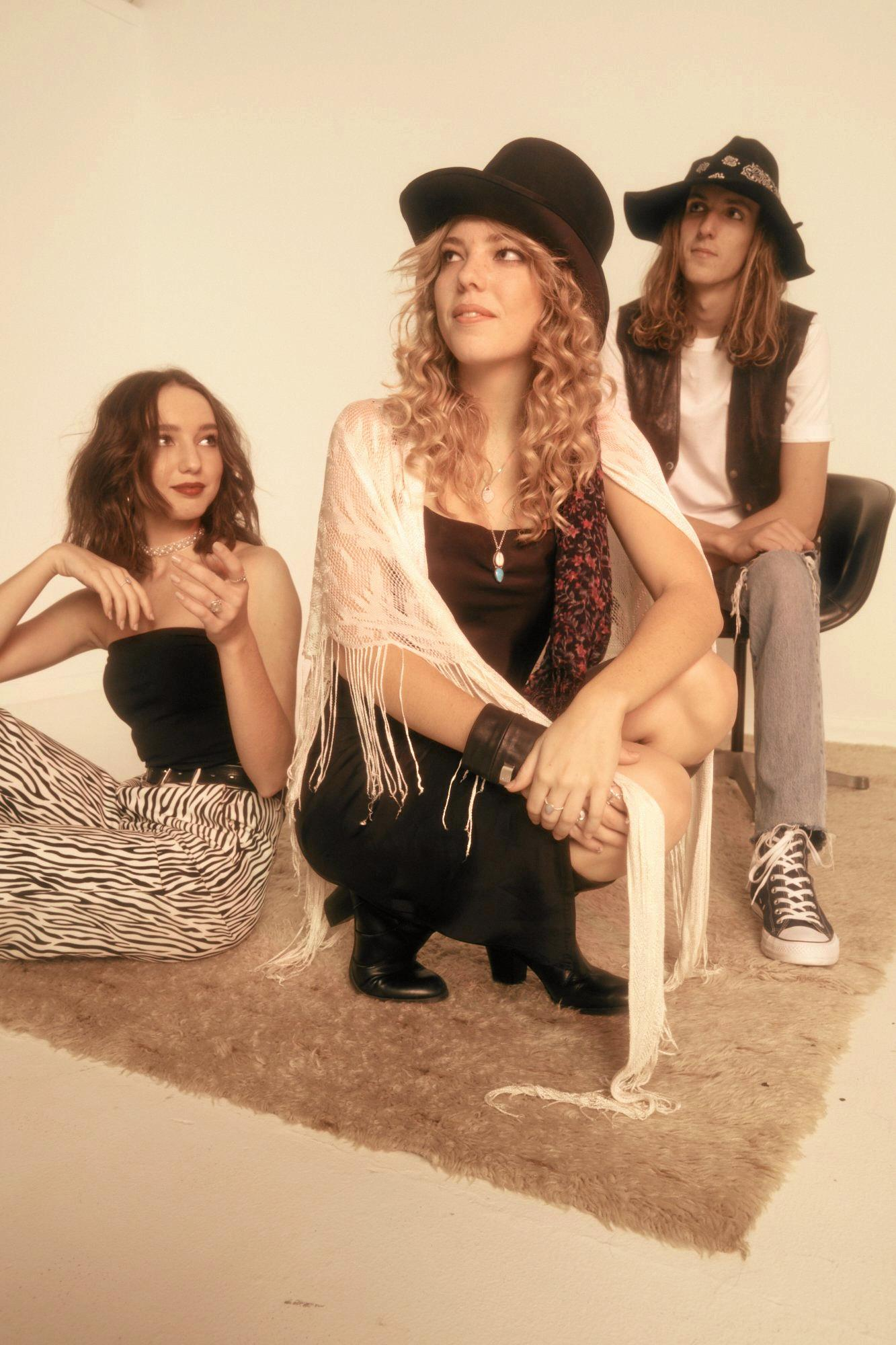 FAMILY BAND: The Buckleys are a chart-topping teenage sibling Country trio from Byron Bay consisting of Sarah Grace, Molly and Lachlan.