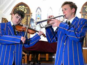 Toowoomba school students set to play with orchestra