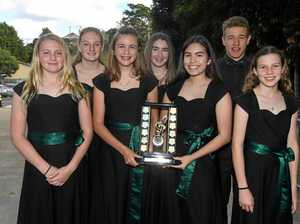 GYMPIE EISTEDDFOD: Latest results from Friday judging