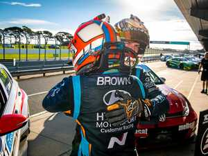 Brown back in TCR seat