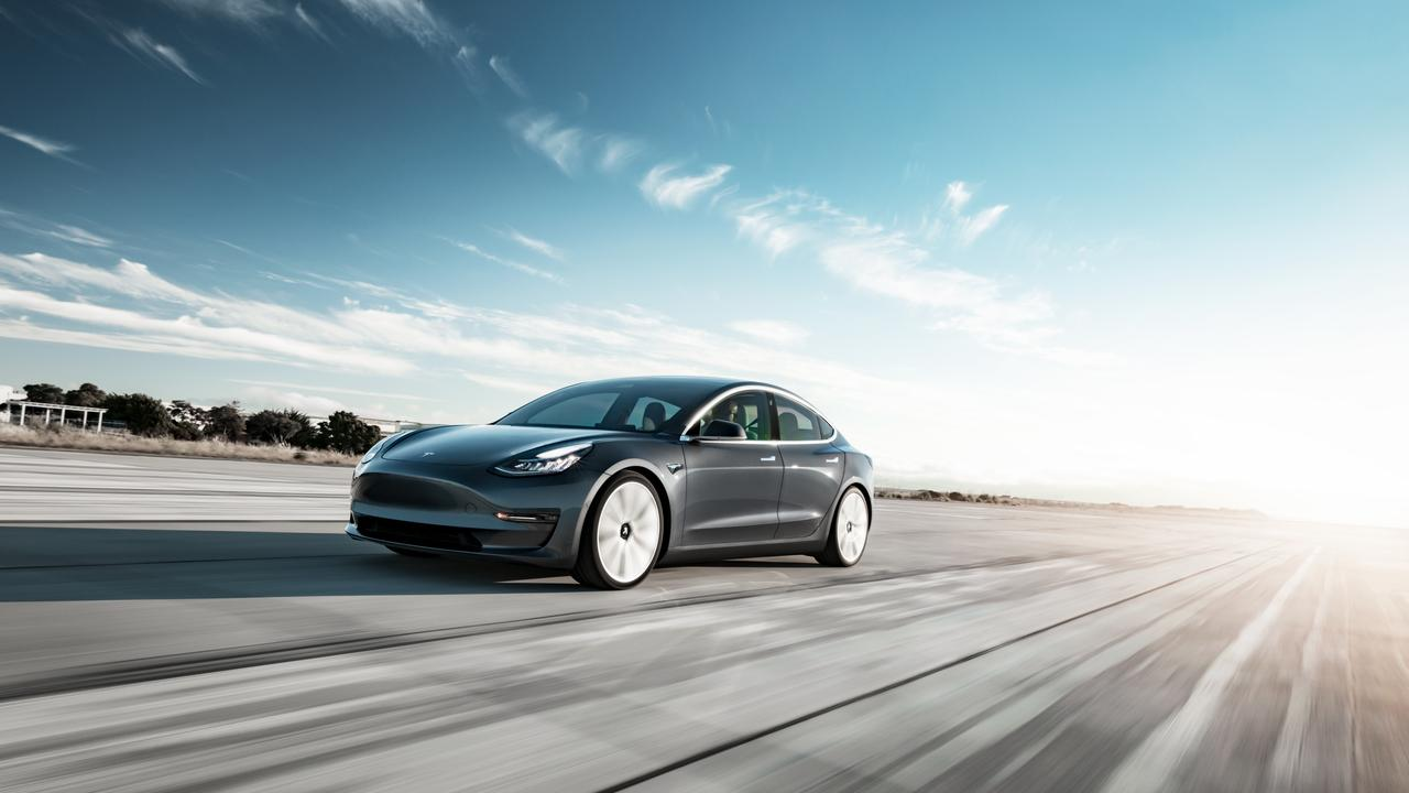 The Model 3 doesn't feel as playful as other top shelf sport sedans.