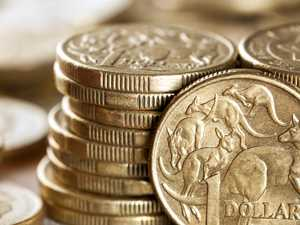 Aussie dollar hits 10-year low