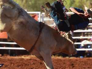 Shocking video shows animals' 'freak' rodeo deaths