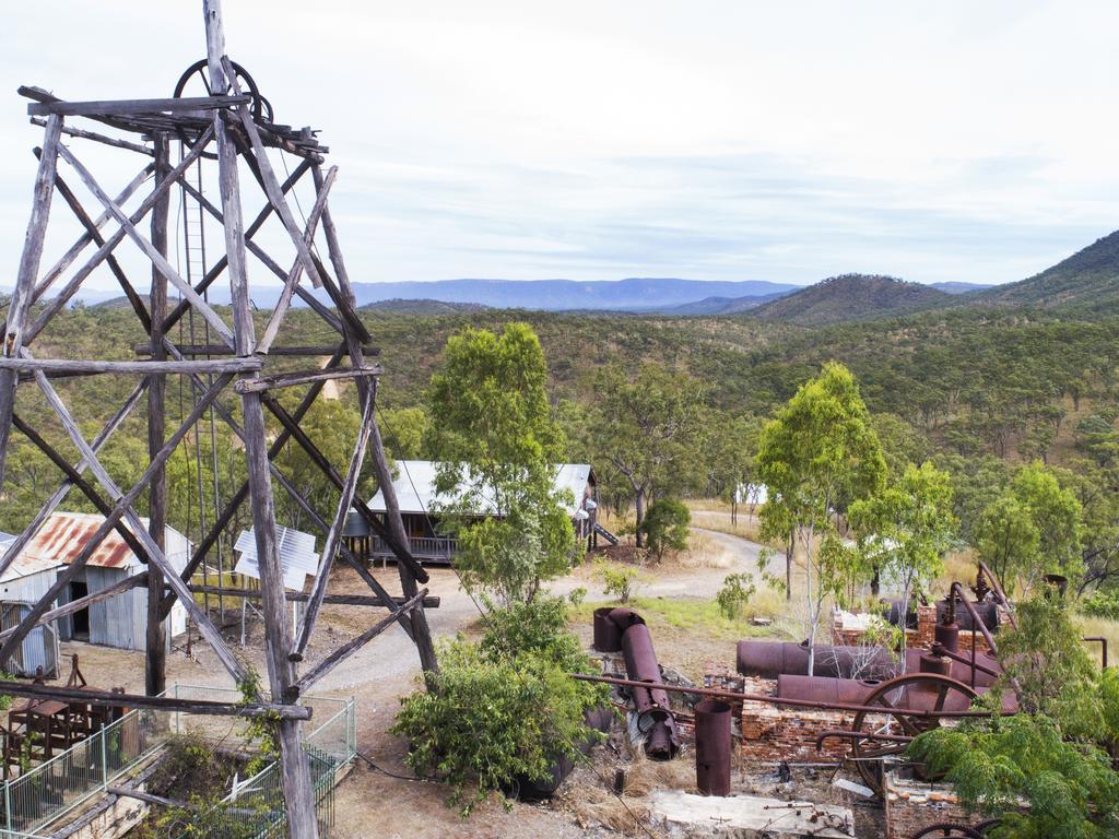Isolated Thornborough, north of Dimbulah in Far North Queensland. Picture: Lachie Millard