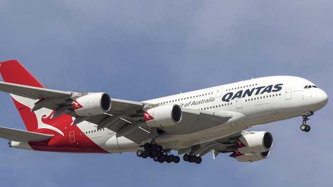 Qantas pushes down regional airfares
