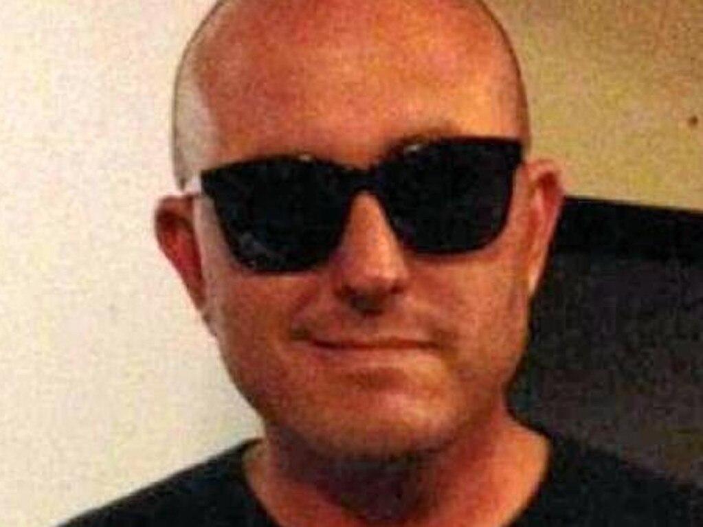 Victim Shaun Barker