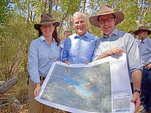 Emu Swamp welcome but comes with risks: Dobie