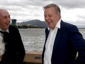 Albanese lets loose on Federal Government on infrastructure