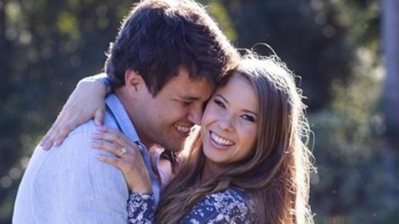 Bindi Irwin is engaged to boyfriend Chandler Powell after he proposed on her 21st birthday at her favourite location in Australia Zoo.
