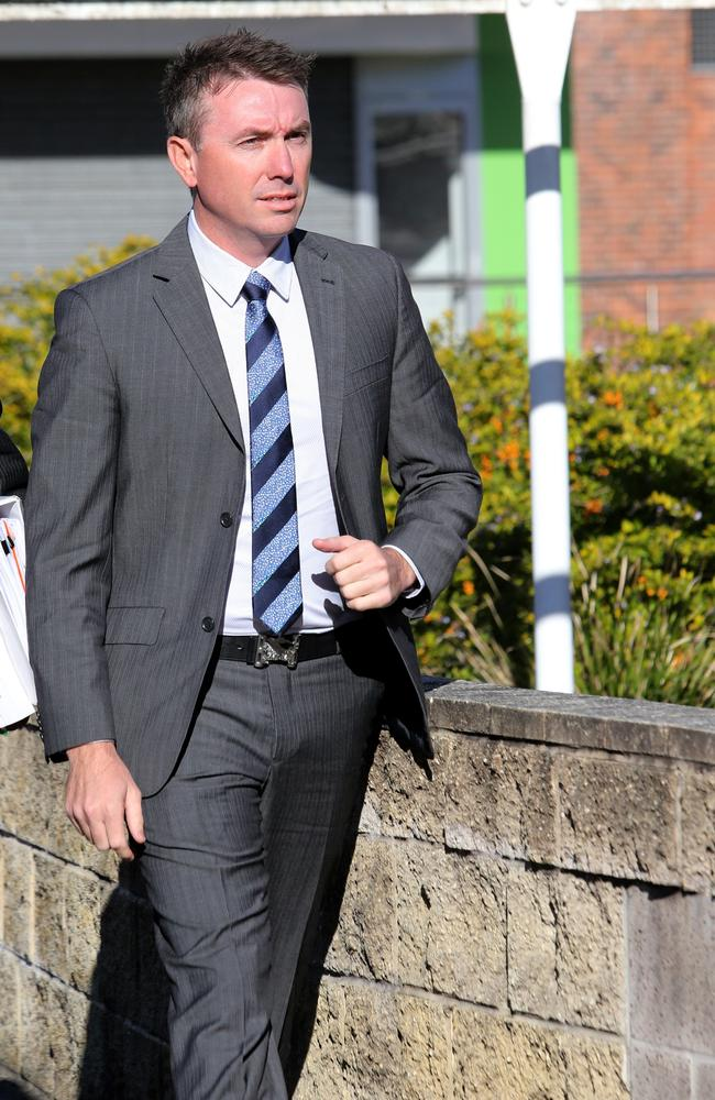 Pauline Hanson's chief of staff James Ashby has been the target of a poison pen letter. Picture by Peter Lorimer.