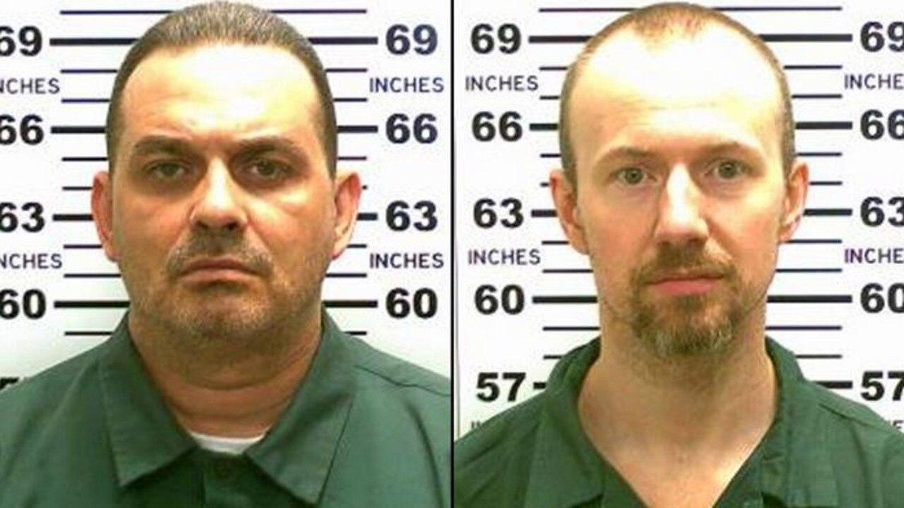 Richard Matt and David Sweat