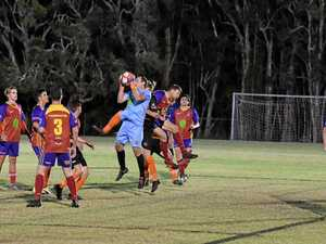 KSS Jets crash to Granville in Wide Bay Premier League