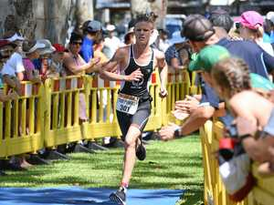 Toby powers on to state triathlon selection