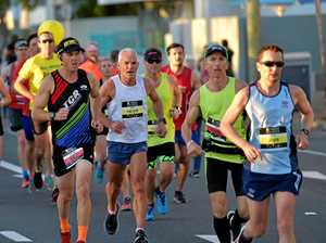 Thousands hit pavement as Coast marathon gets under way