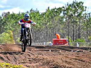 Waters claims MX Nationals title with style at Coolum