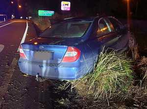 P-plater pursued at more than 220kph in shocking chase