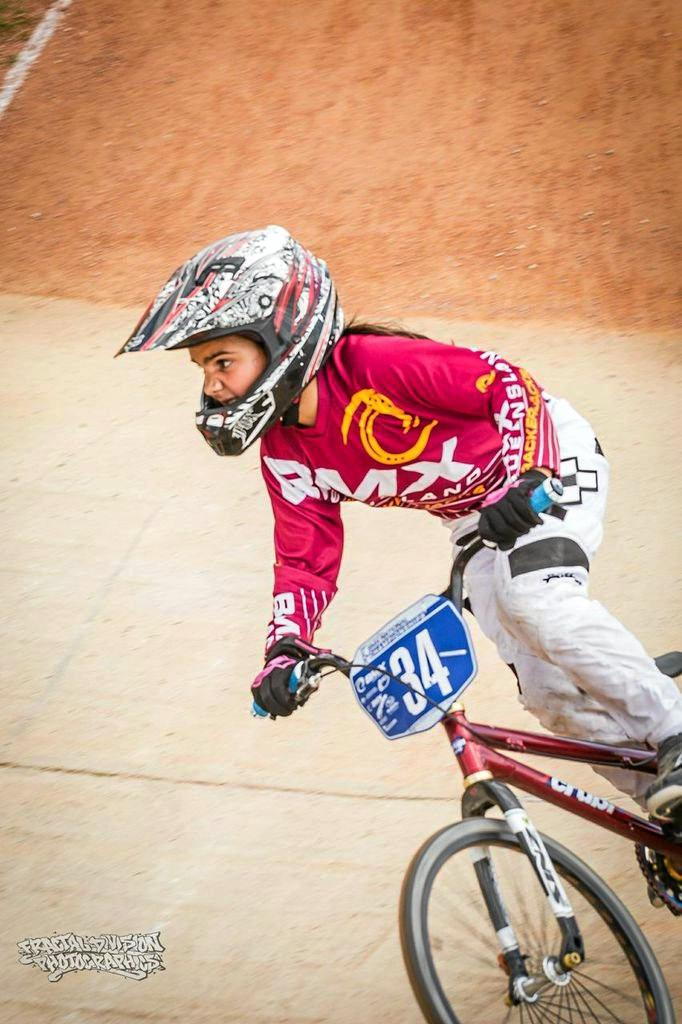 PLAN IN PLACE: It is hoped that more international champions like Chelsea McLeod can come from new BMX track based in Bowen that will service the entire Whitsundays region.