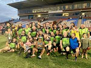 Intense end to final Mackay union clash