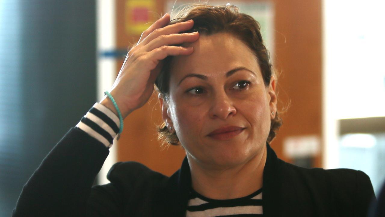 Deputy Premier Jackie Trad. Picture: AAP/Richard Waugh
