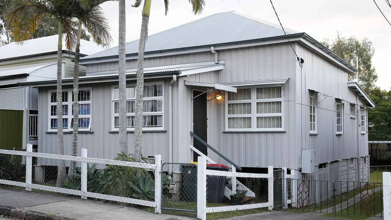 The Woolloongabba fixer-upper Deputy Premier Jackie Trad bought before referring herself to Queensland's corruption watchdog. Picture: AAP/Josh Woning