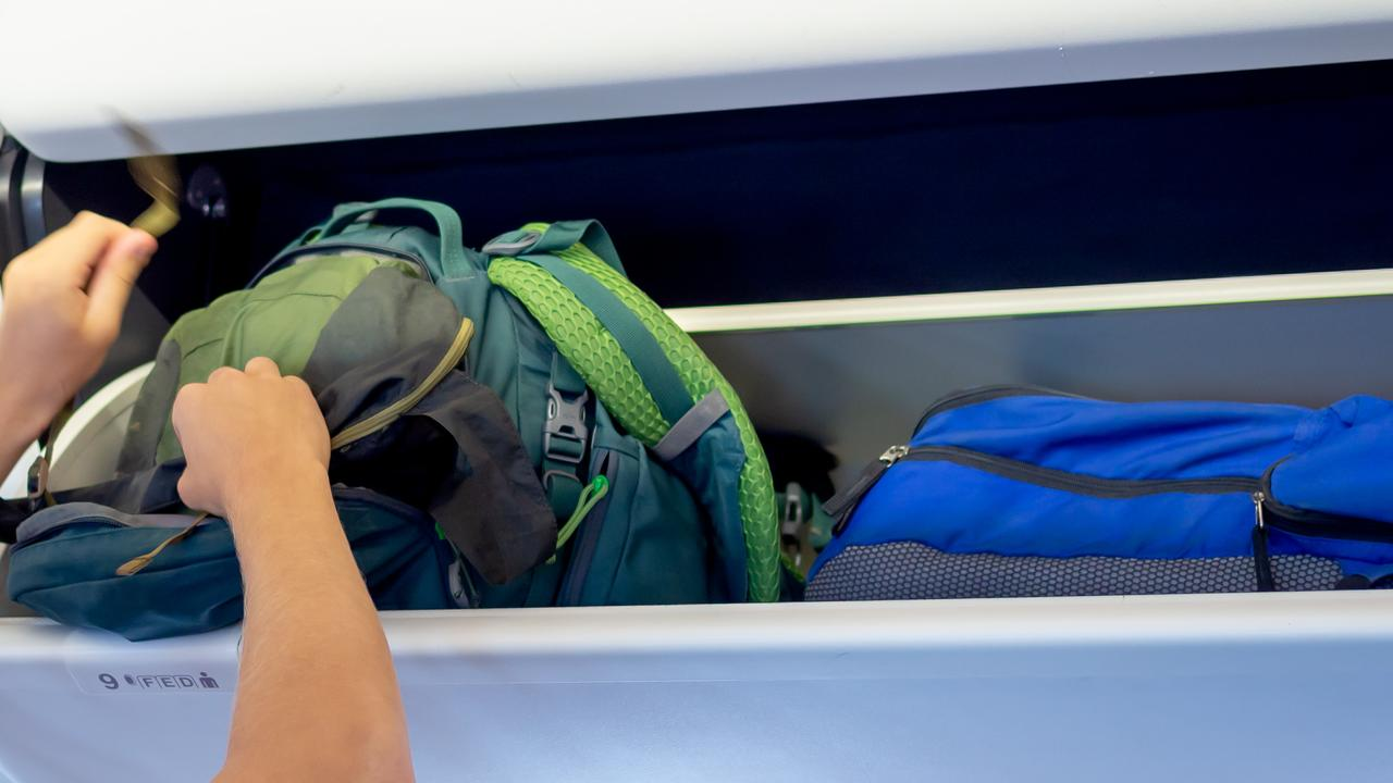 Asking for help with your luggage does not sit well with cabin crew. Picture: iStock