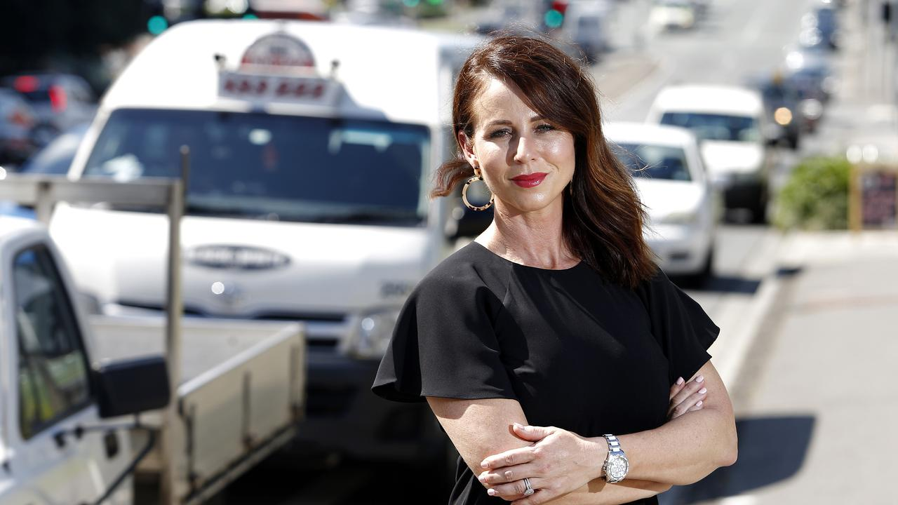 Dr Rebecca Michael says Australia needs a better system for paying for the roads we drive on. Picture: AAP/Josh Woning