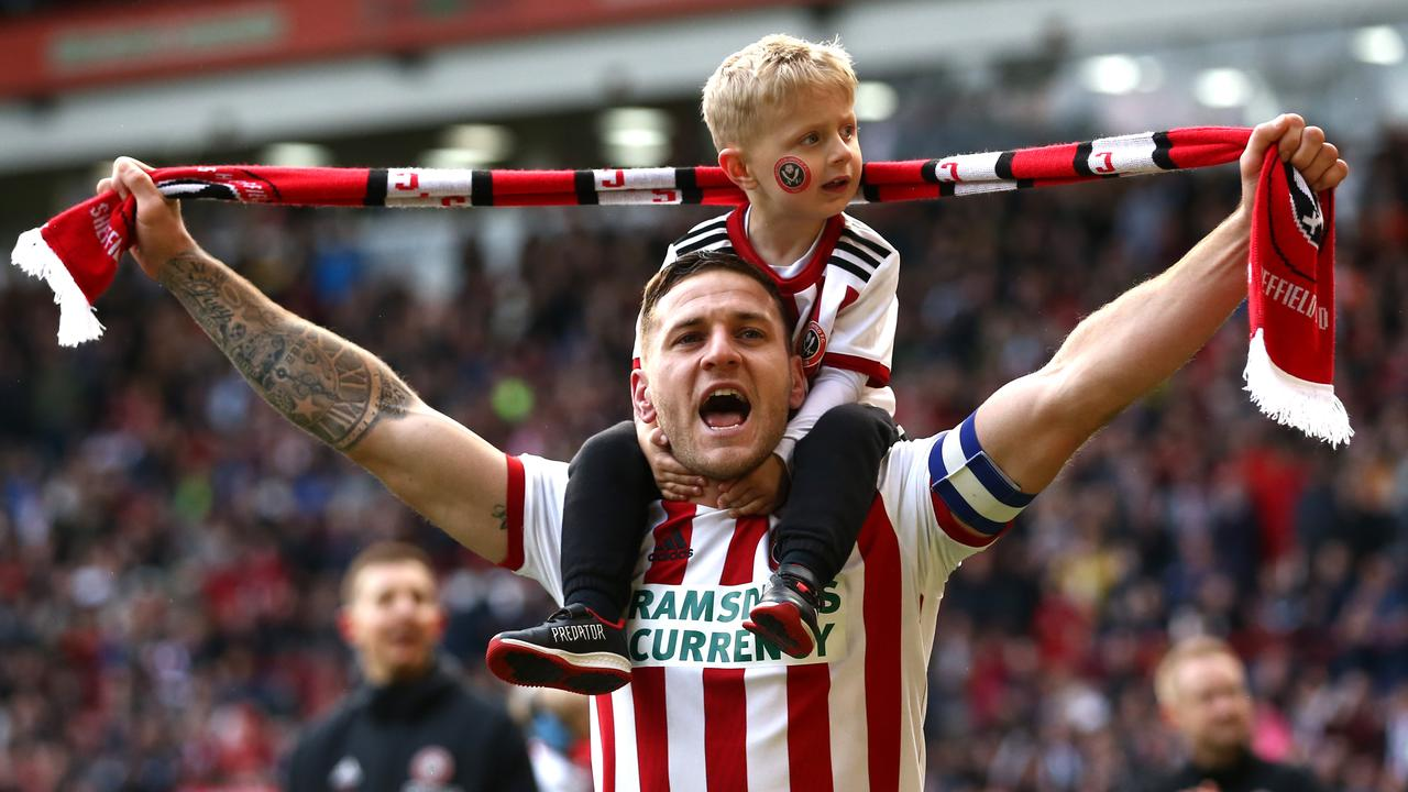 Billy Sharp is the key man for newly-promoted Sheffield United. Picture: Getty Images