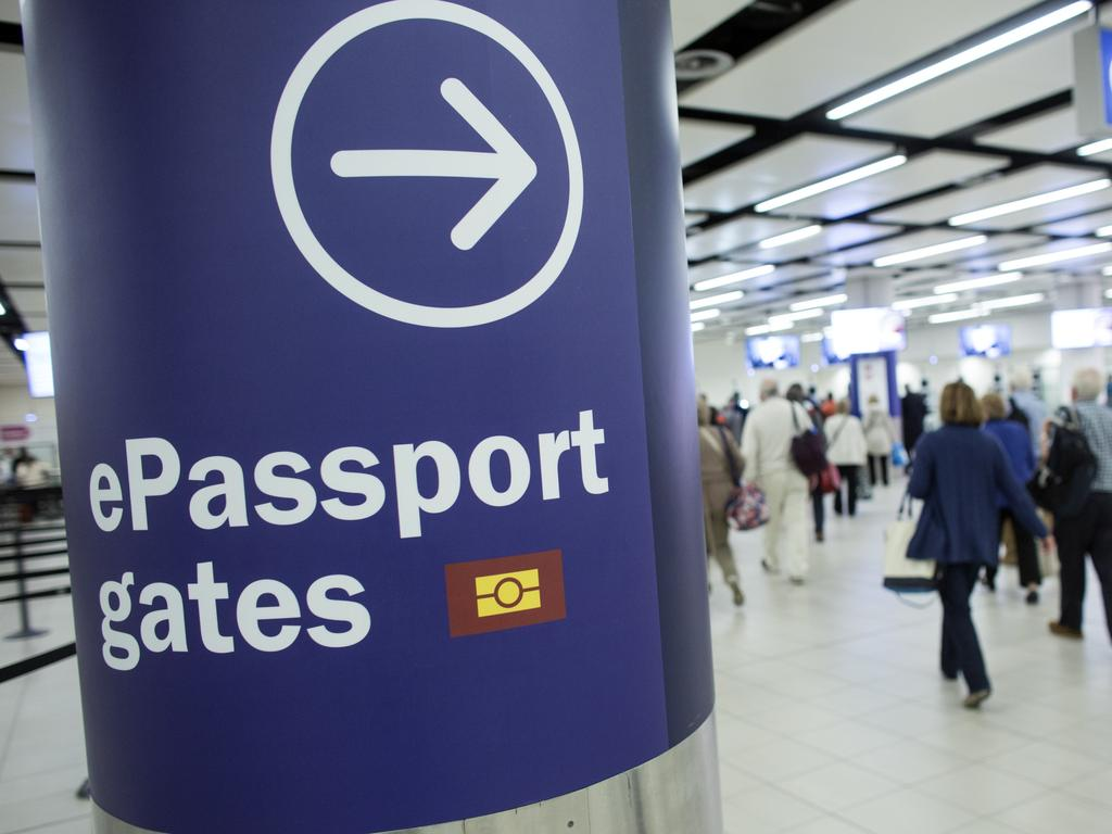 What will happen at airports and ports remains to be seen but the UK government has hired more staff to deal with the workload. Picture: Oli Scarff/Getty Images.