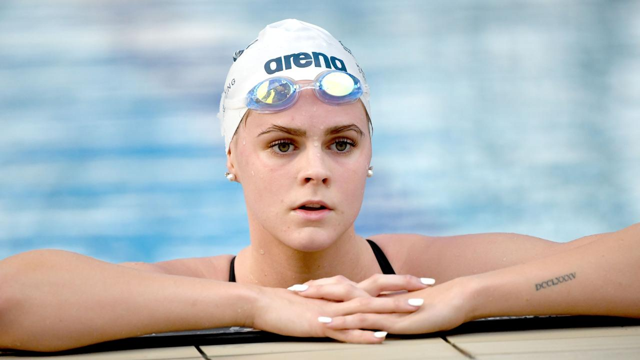 Horton says there are differences between the Shayna Jack and Sun Yang cases. Picture: Getty Images