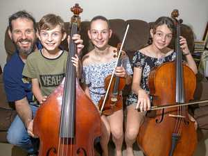 'Looking forward to it': Family enter eisteddfod together