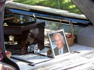 Much-loved Lismore butcher farewelled at moving service